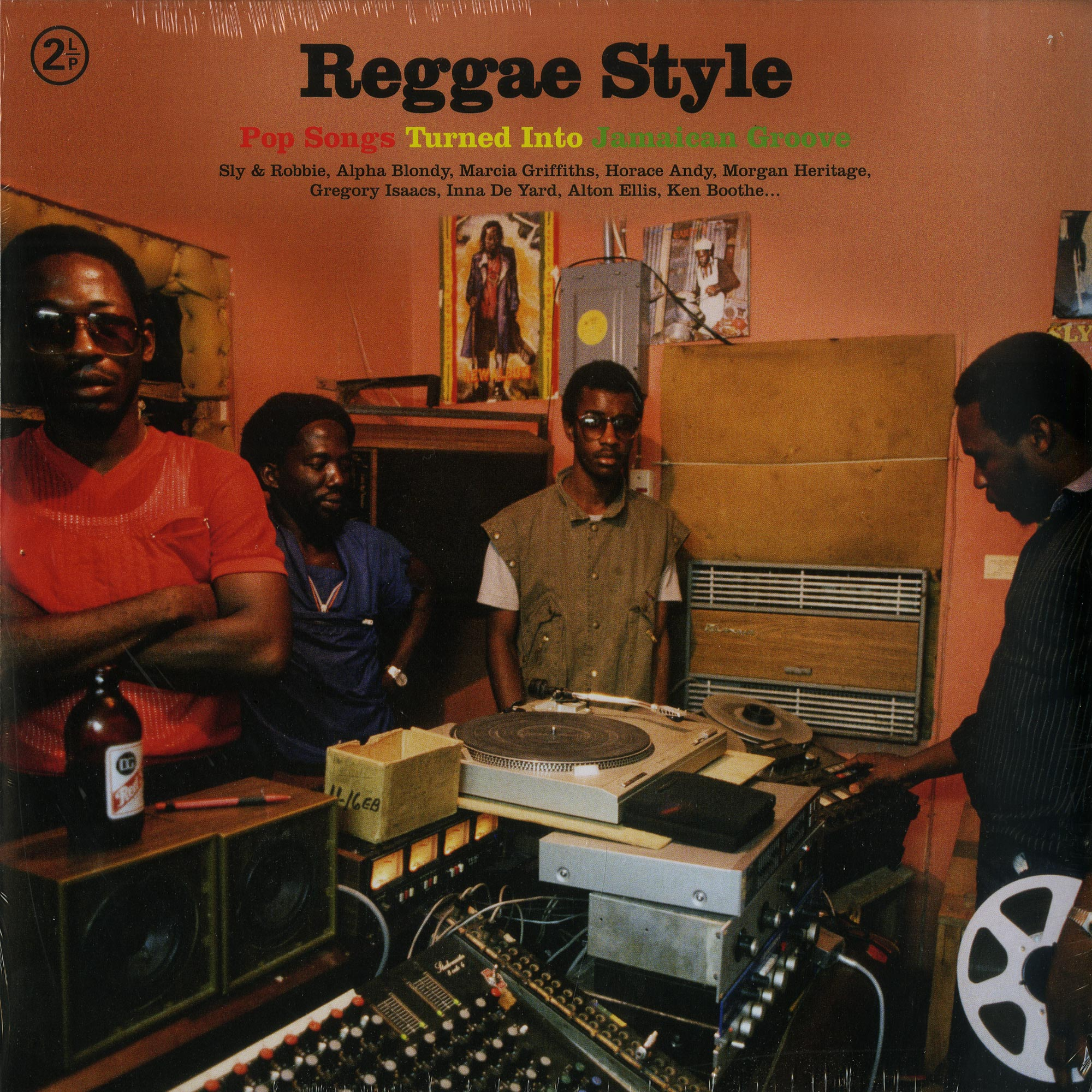 Various Artists - REGGAE STYLE