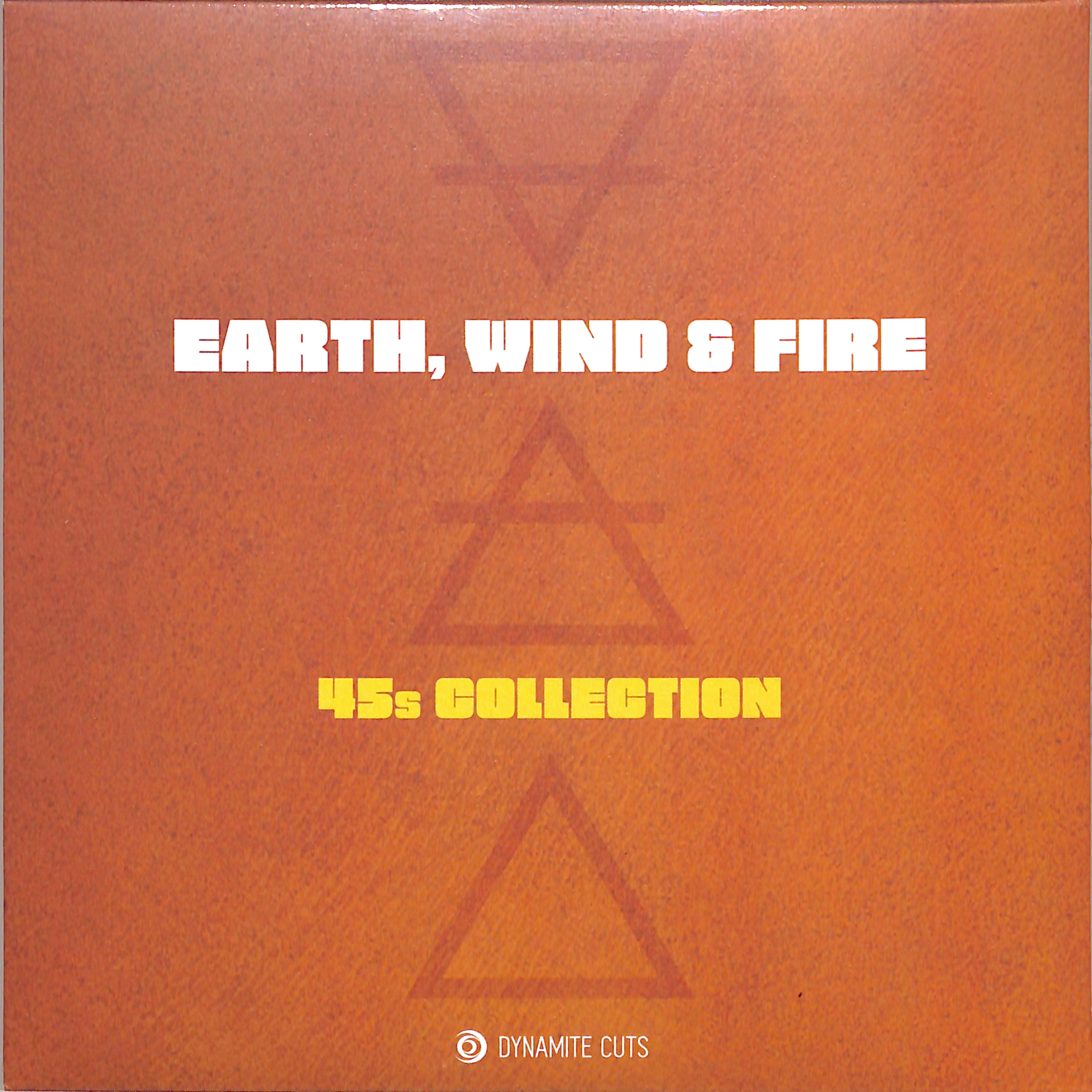 Earth, Wind & Fire - 45S COLLECTION