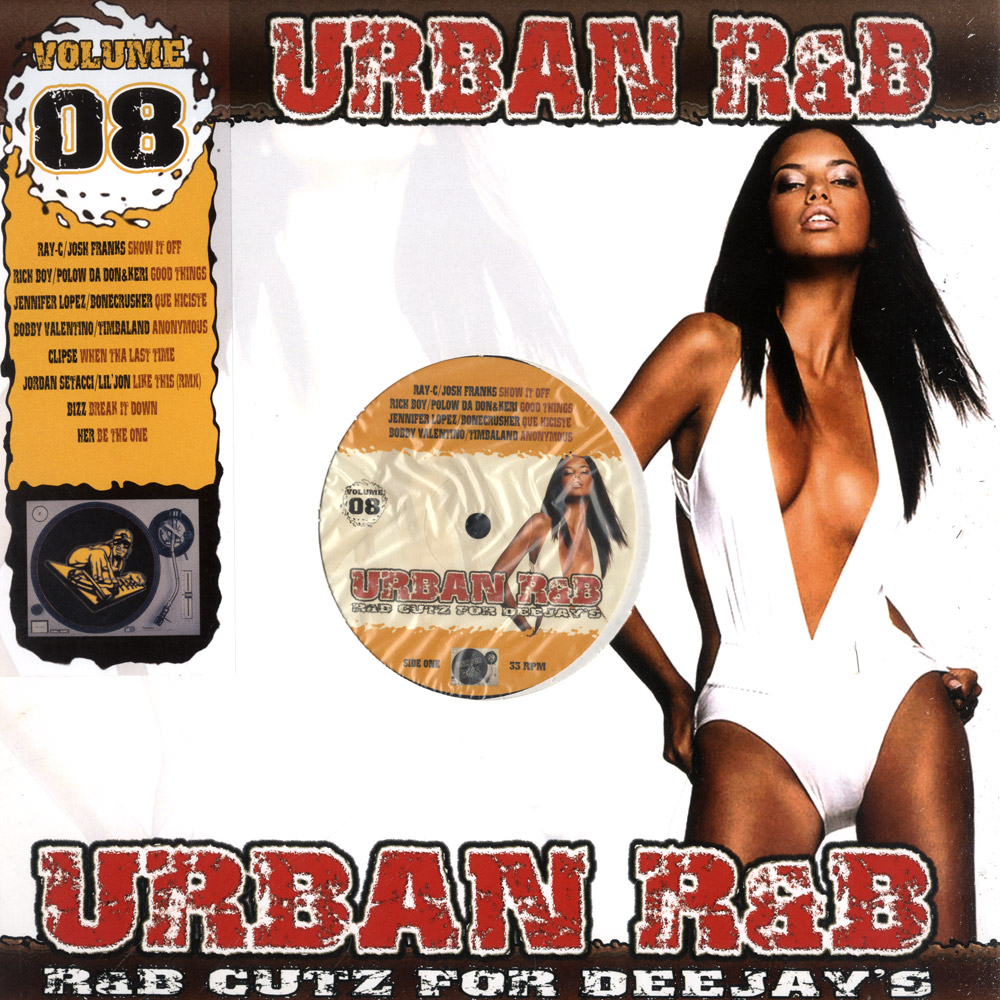 Various Artists - URBAN R&B VOL. 8