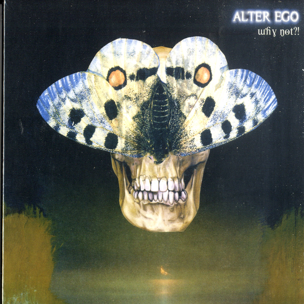 Alter Ego - WHY NOT?