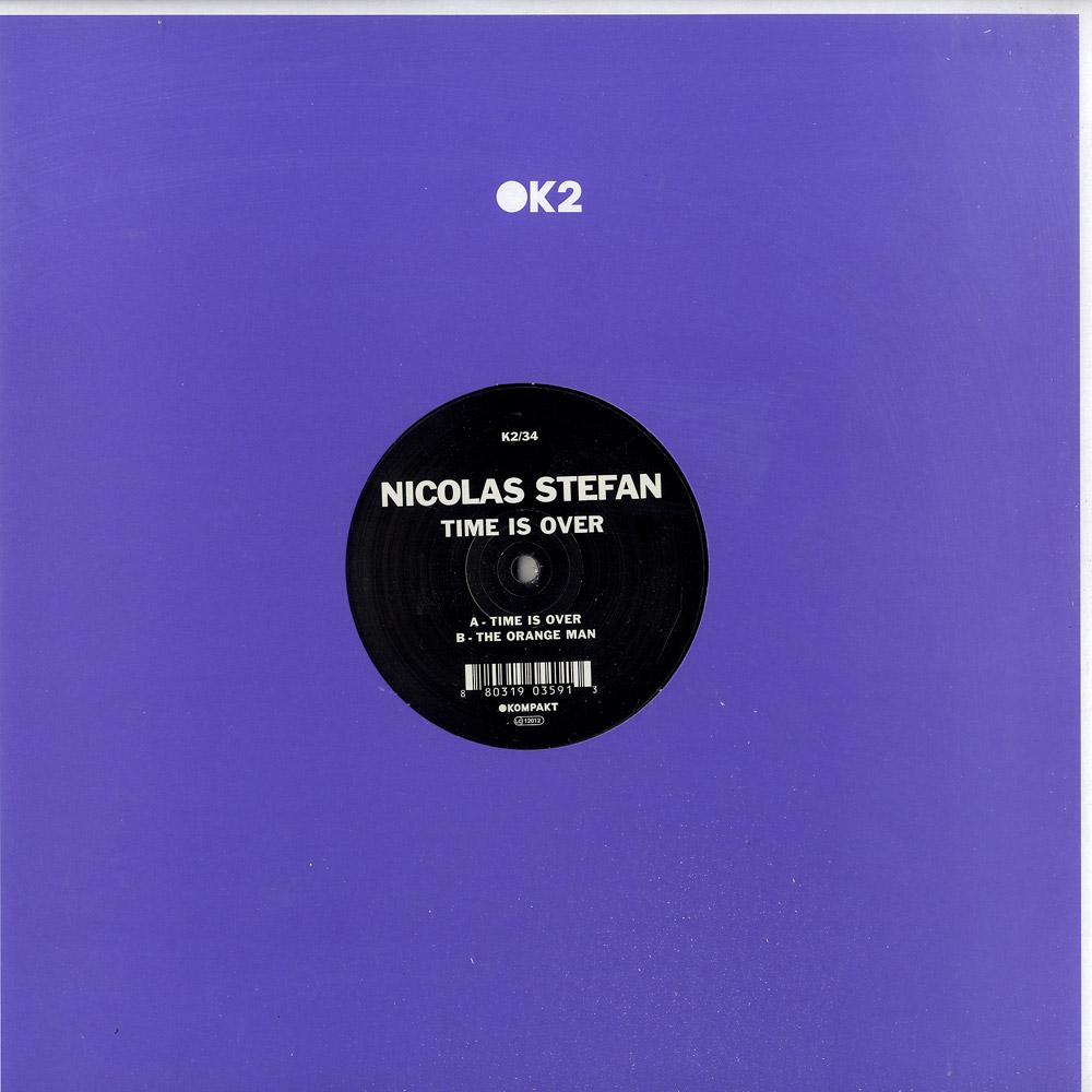 Nicolas Stefan - TIME IS OVER