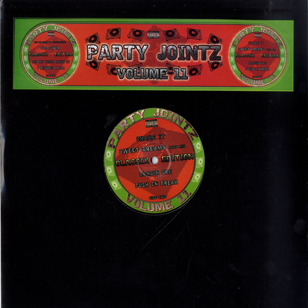 Various Artists - PARTY JOINTZ VOL. 11
