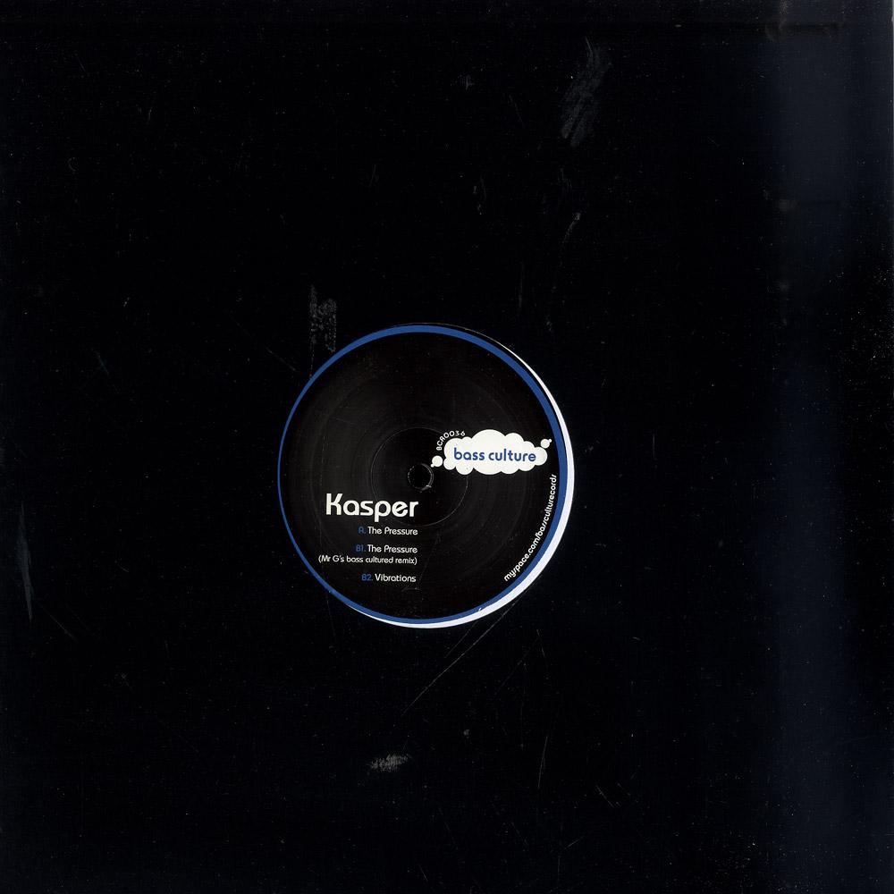 Kasper - THE PRESSURE EP