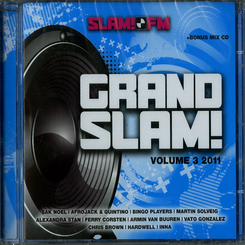 Various Artists - GRAND SLAM! VOL.3 2011