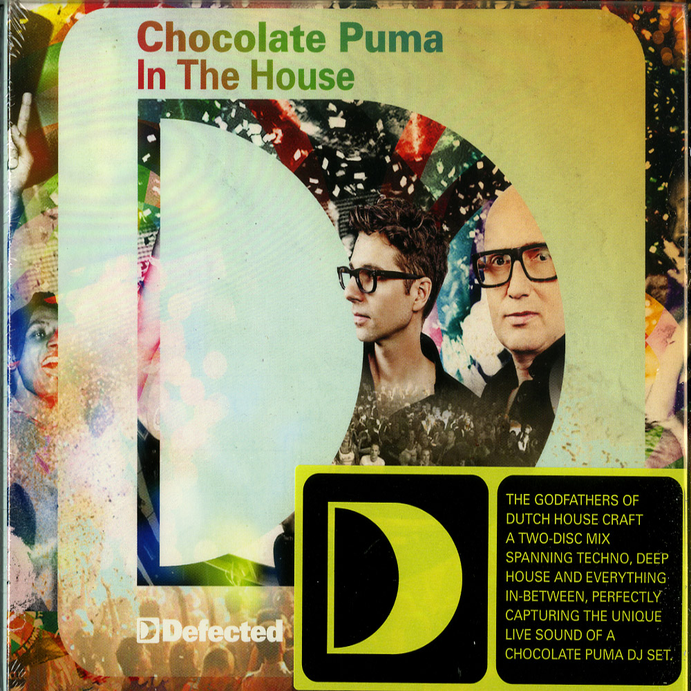 Chocolate Puma - IN THE HOUSE