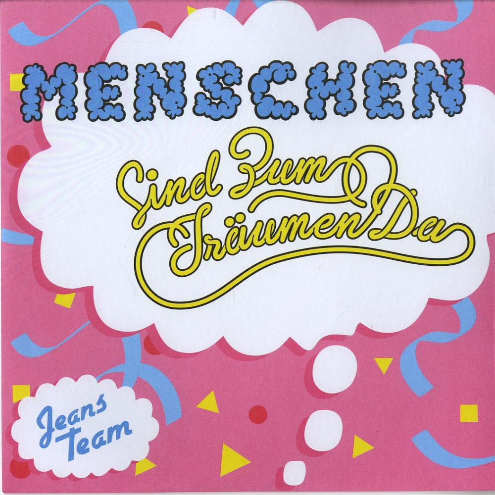 Jeans Team - MENSCHEN