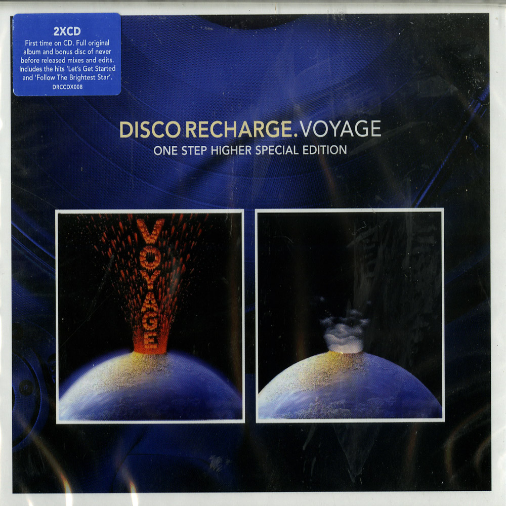 Various Artists - DISCO RECHARGE. VOYAGE - ONE STEP HIGHER SPECIAL EDITION