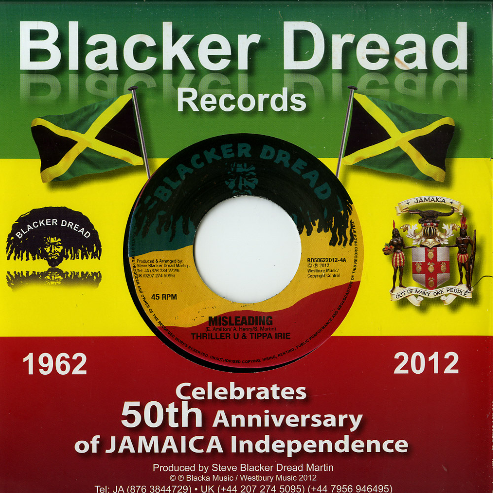 Thriller U & Tippa Irie - MISLEADING