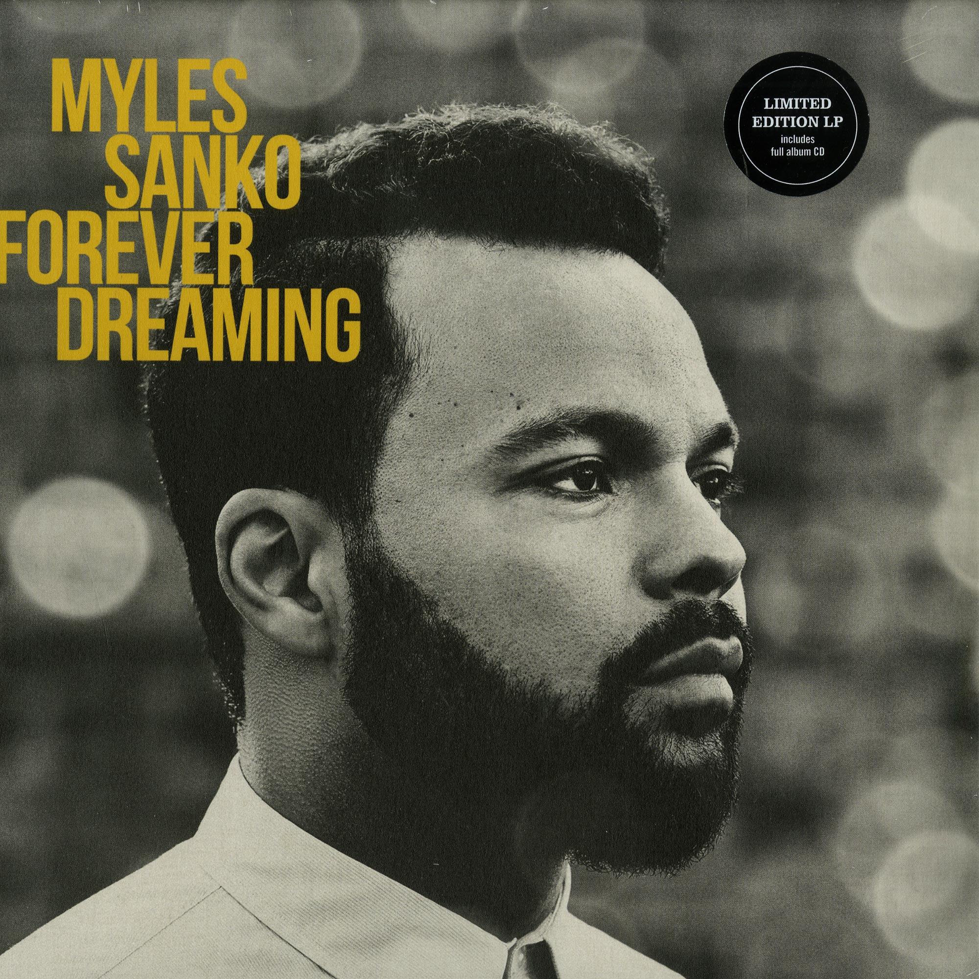 Myles Sanko - FOREVER DREAMING