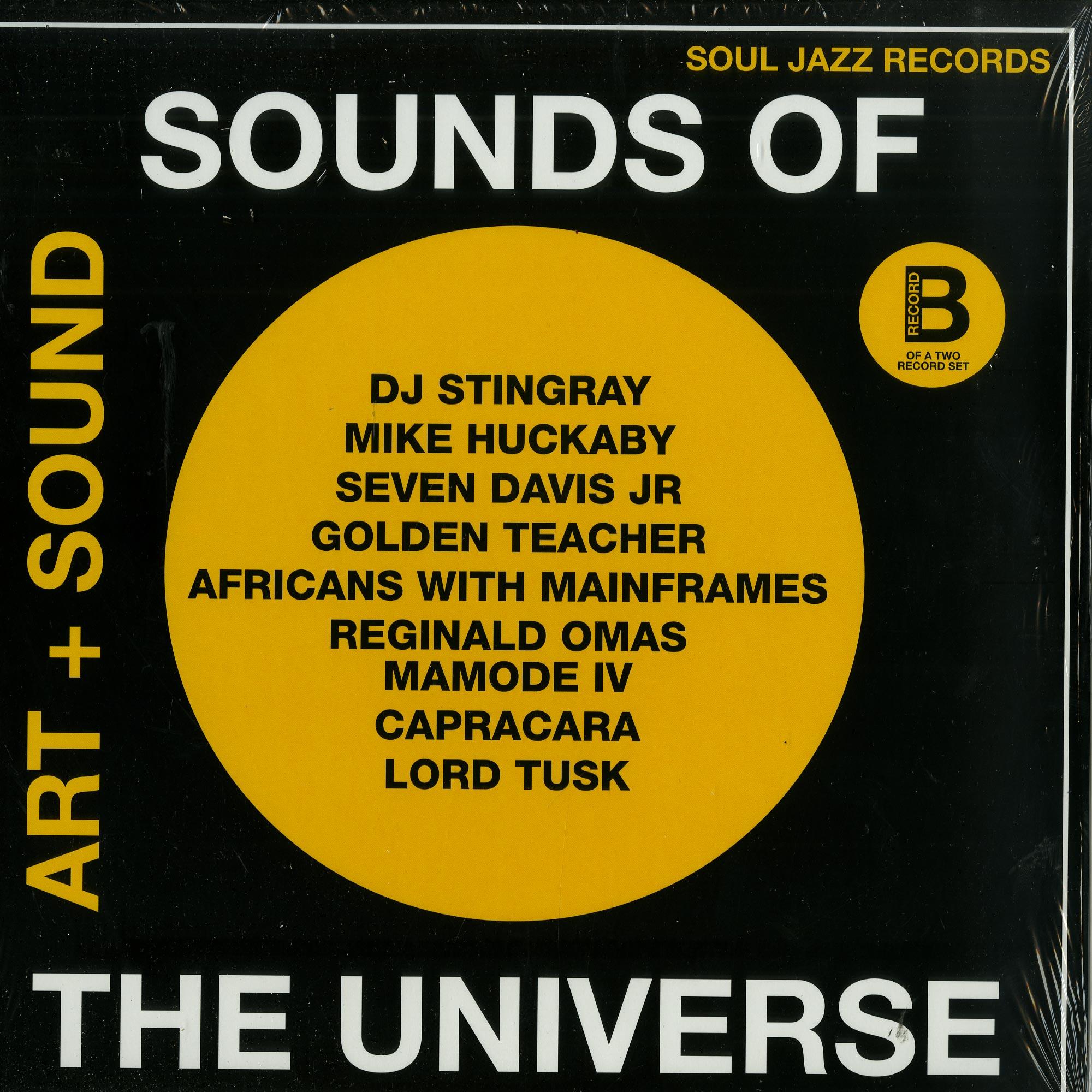 Various Artists - SOUNDS OF THE UNIVERSE: ART + SOUND PT. 2