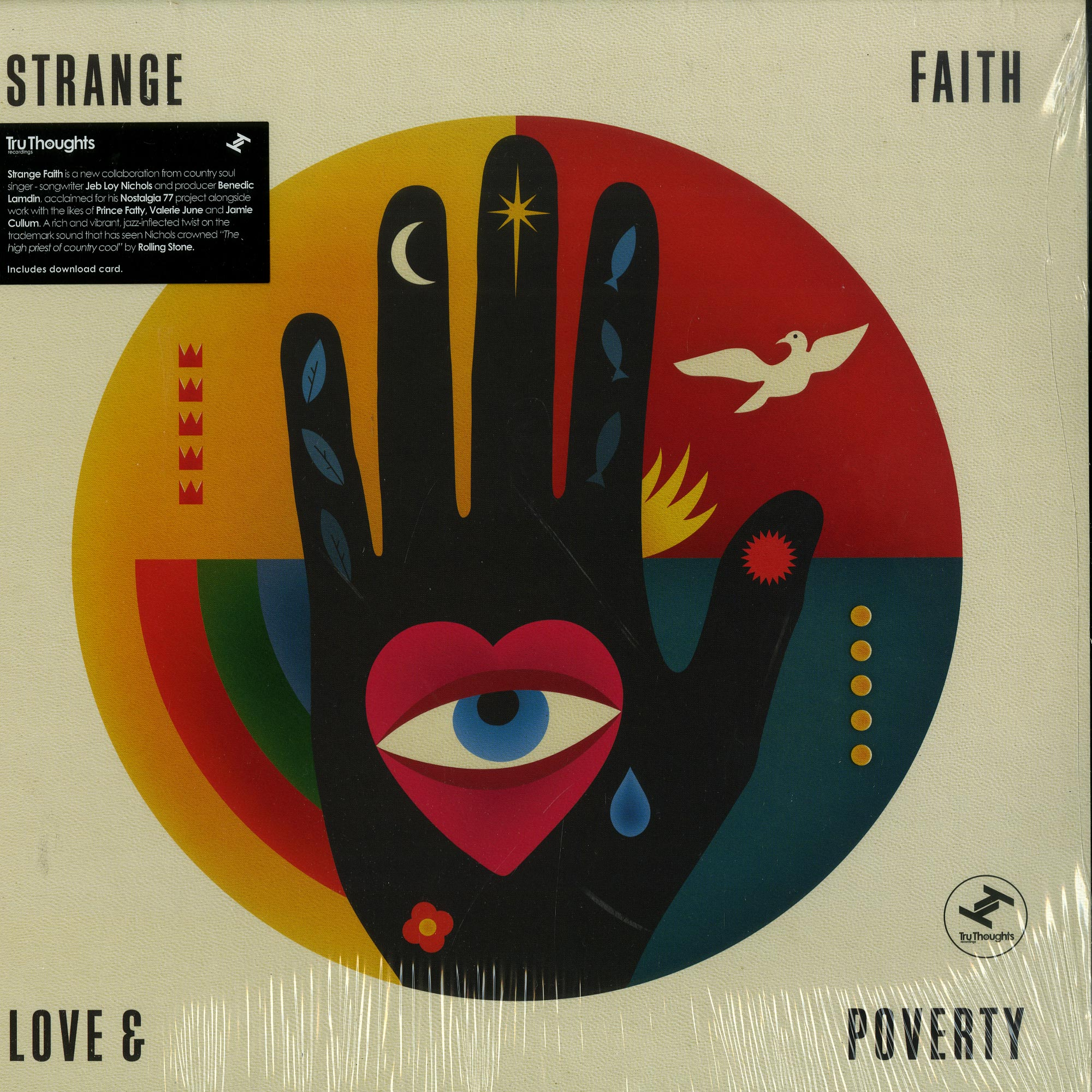 Strange Faith - LOVE AND POVERTY