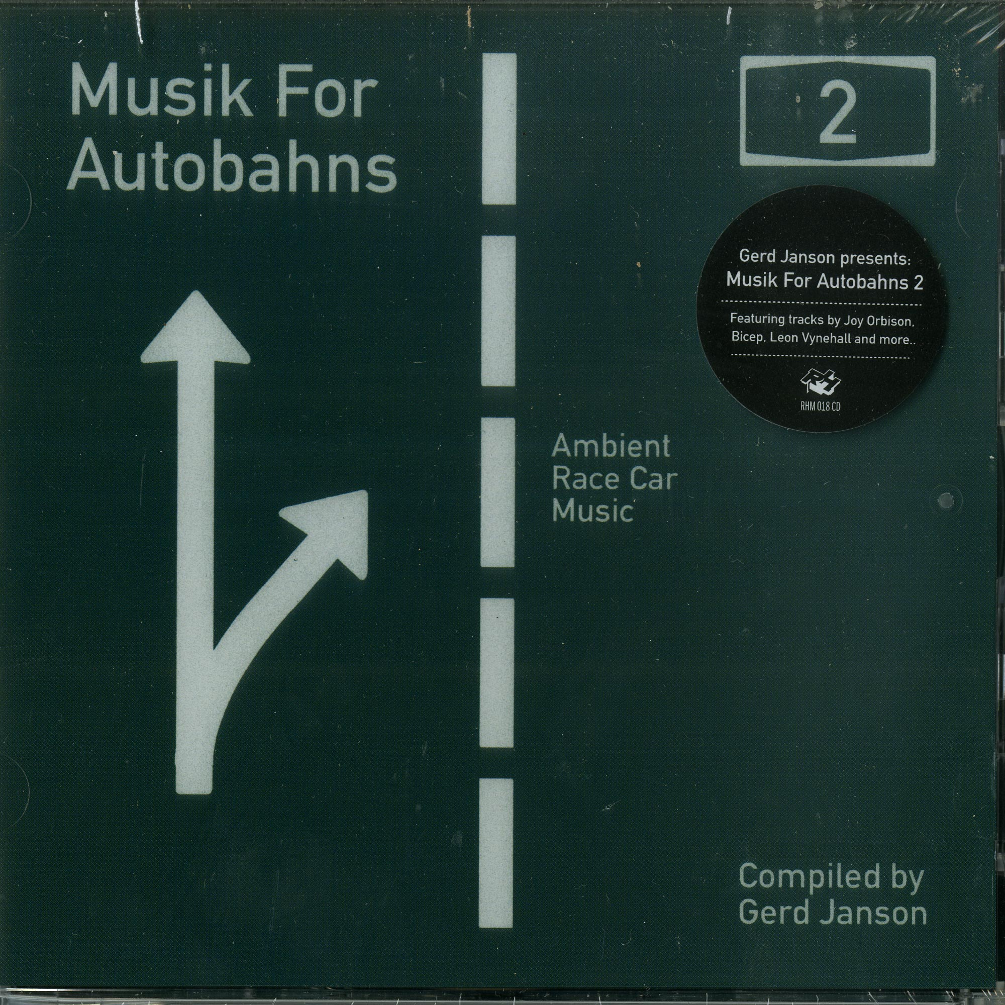 Gerd Janson Presents - MUSIK FOR AUTOBAHNS 2