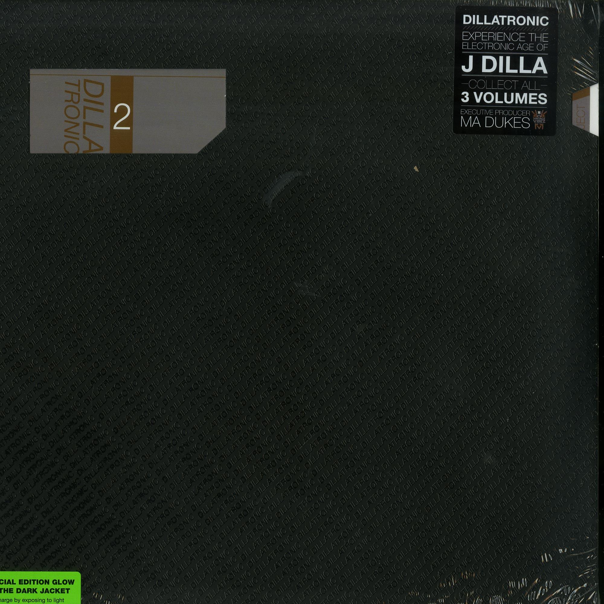 J Dilla - DILLATRONIC VOL.2