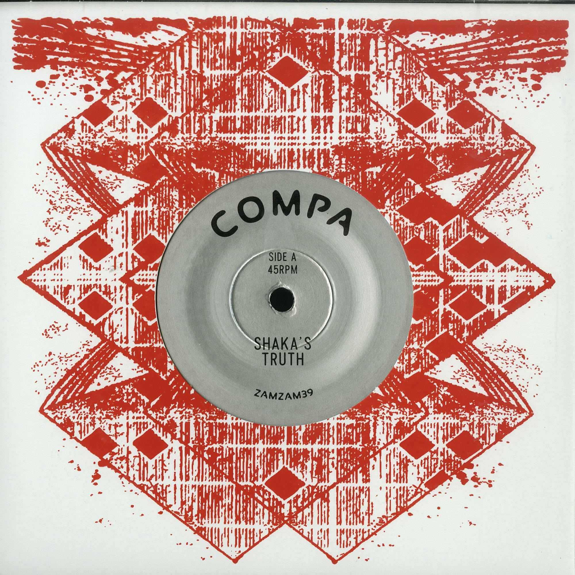 Compa - SHAKAS TRUTH / ATHA DUB