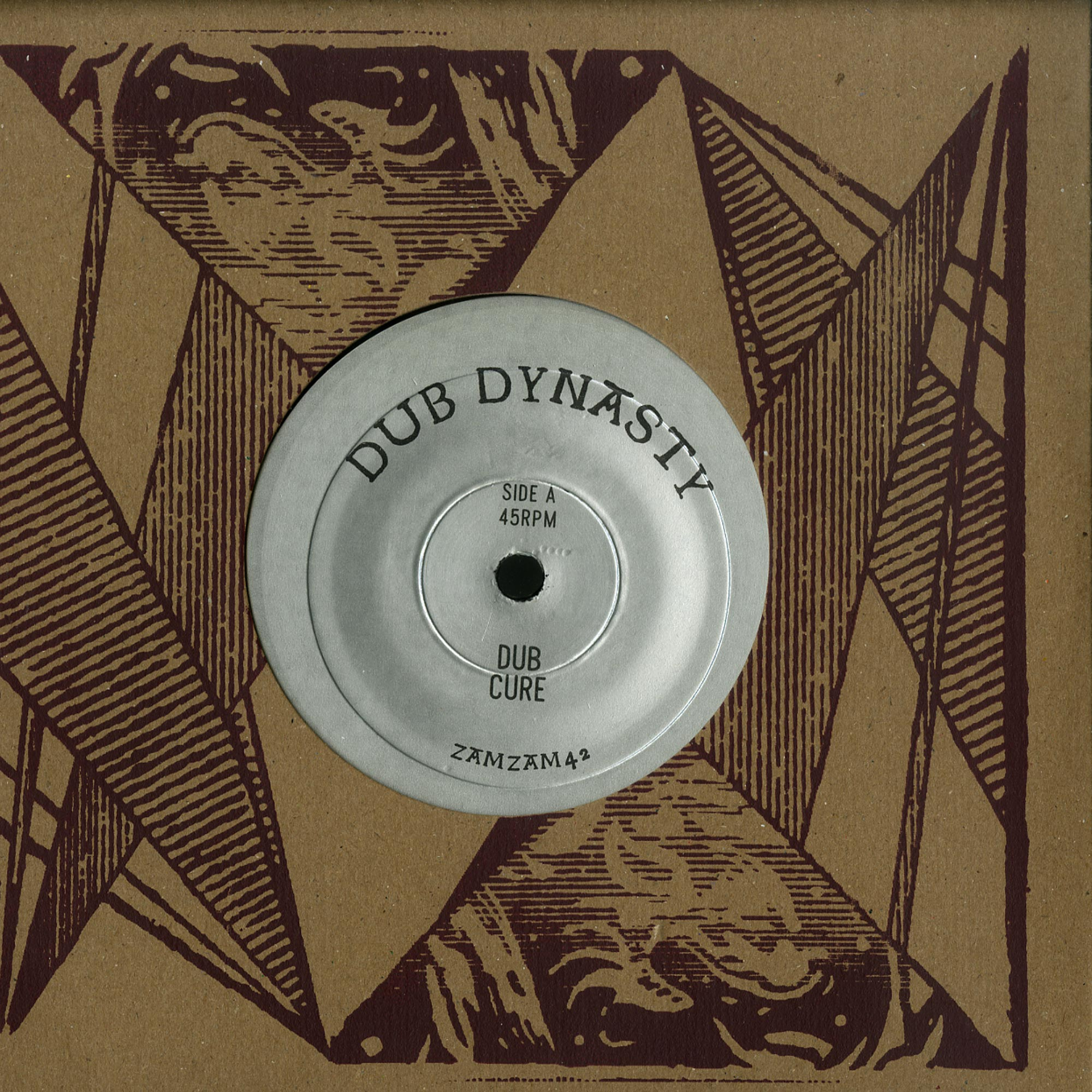 Dub Dynasty - DUB CURE / KUT