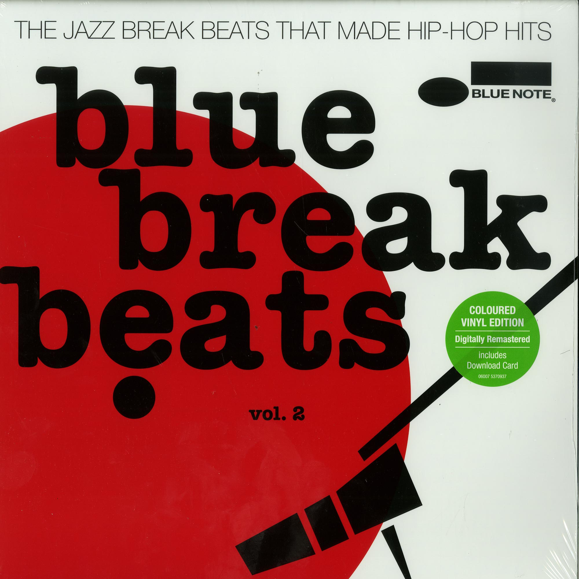 Various Artists - BLUE BREAK BEATS VOL. 2