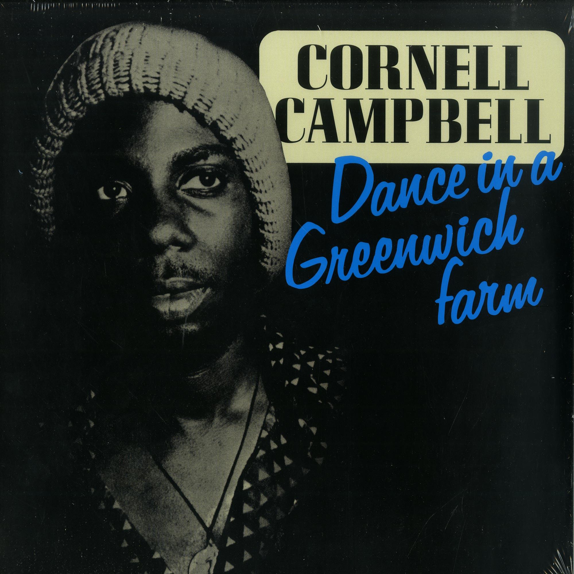 Cornell Campbell - DANCE IN A GREENWICH FARM