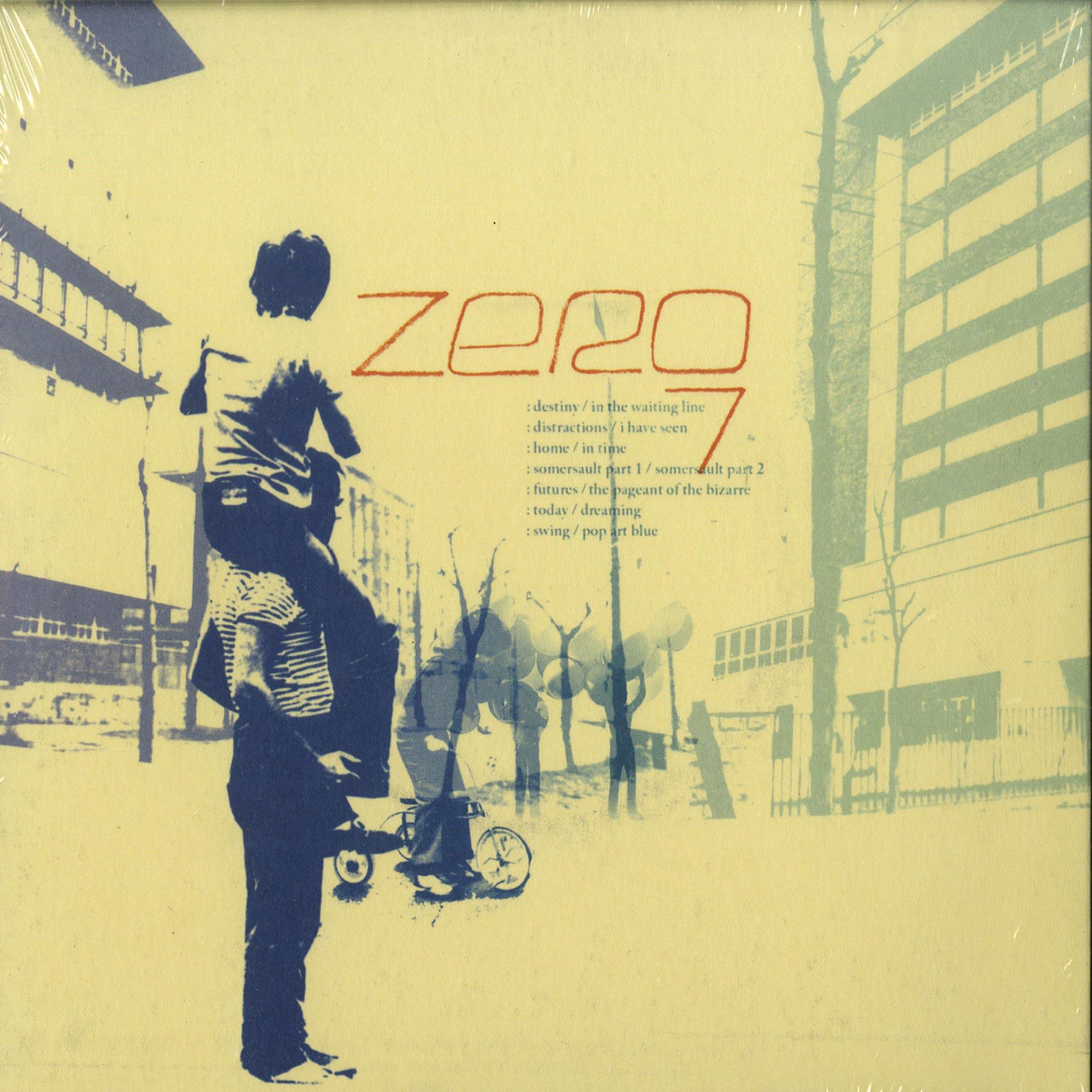 Zero 7 - 7 X 7