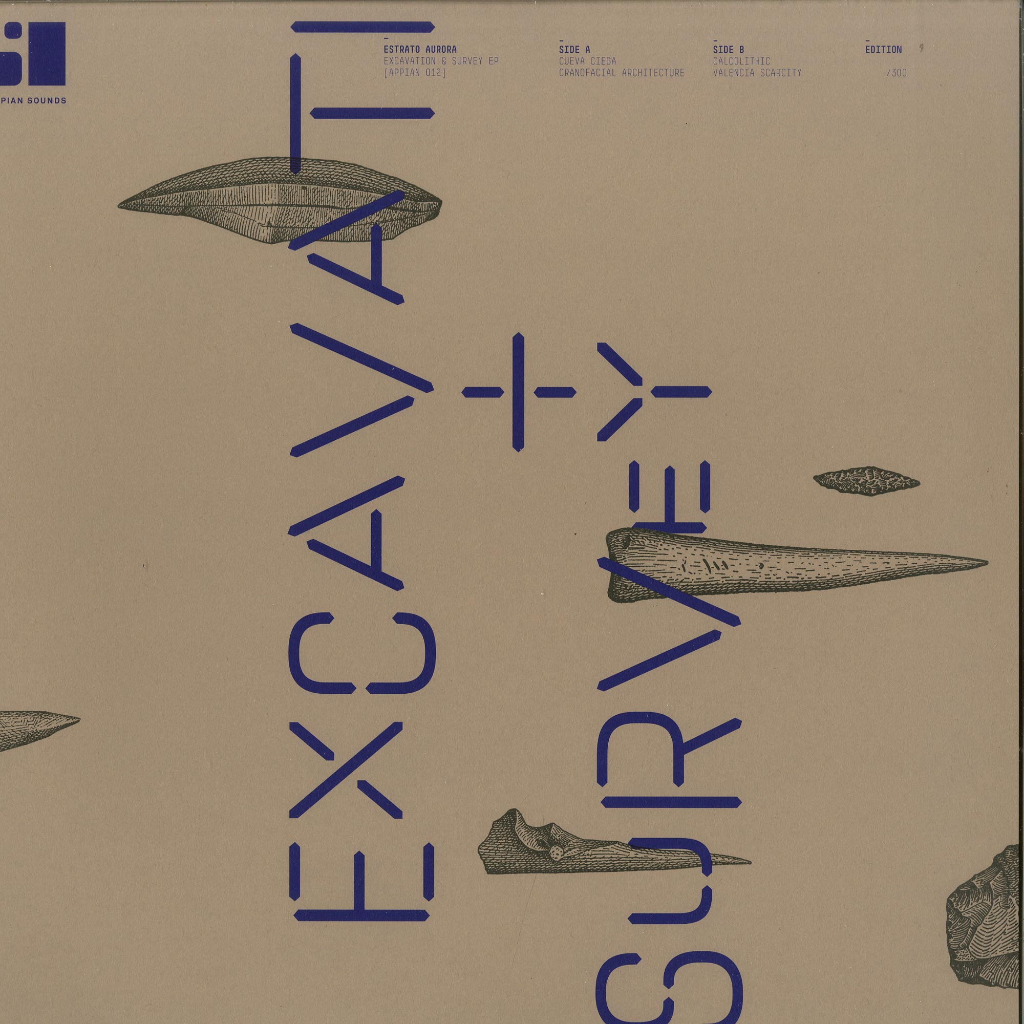 Estrato Aurora - EXCAVATION & SURVEY EP