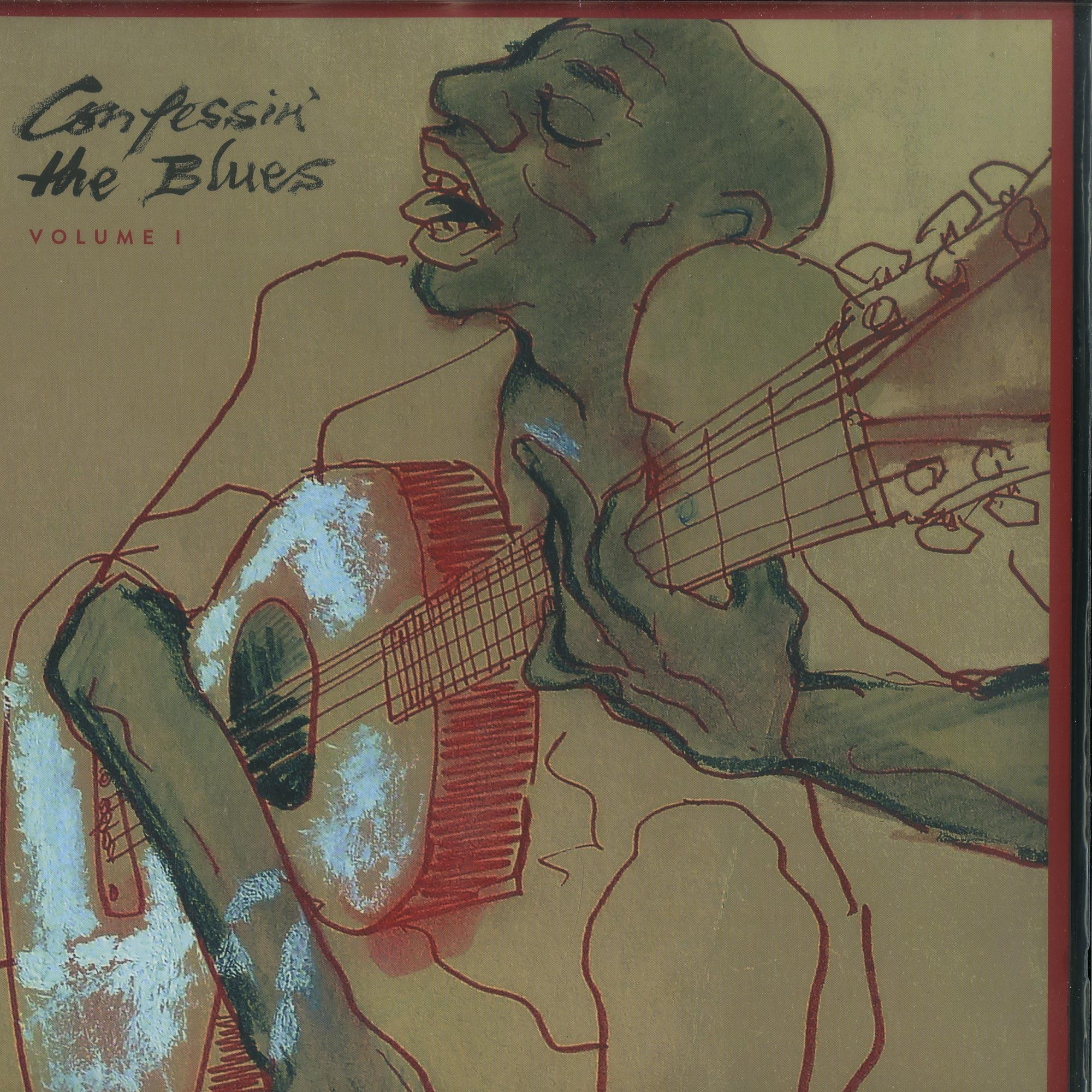 Various Artists - CONFESSIN THE BLUES VOL. 1