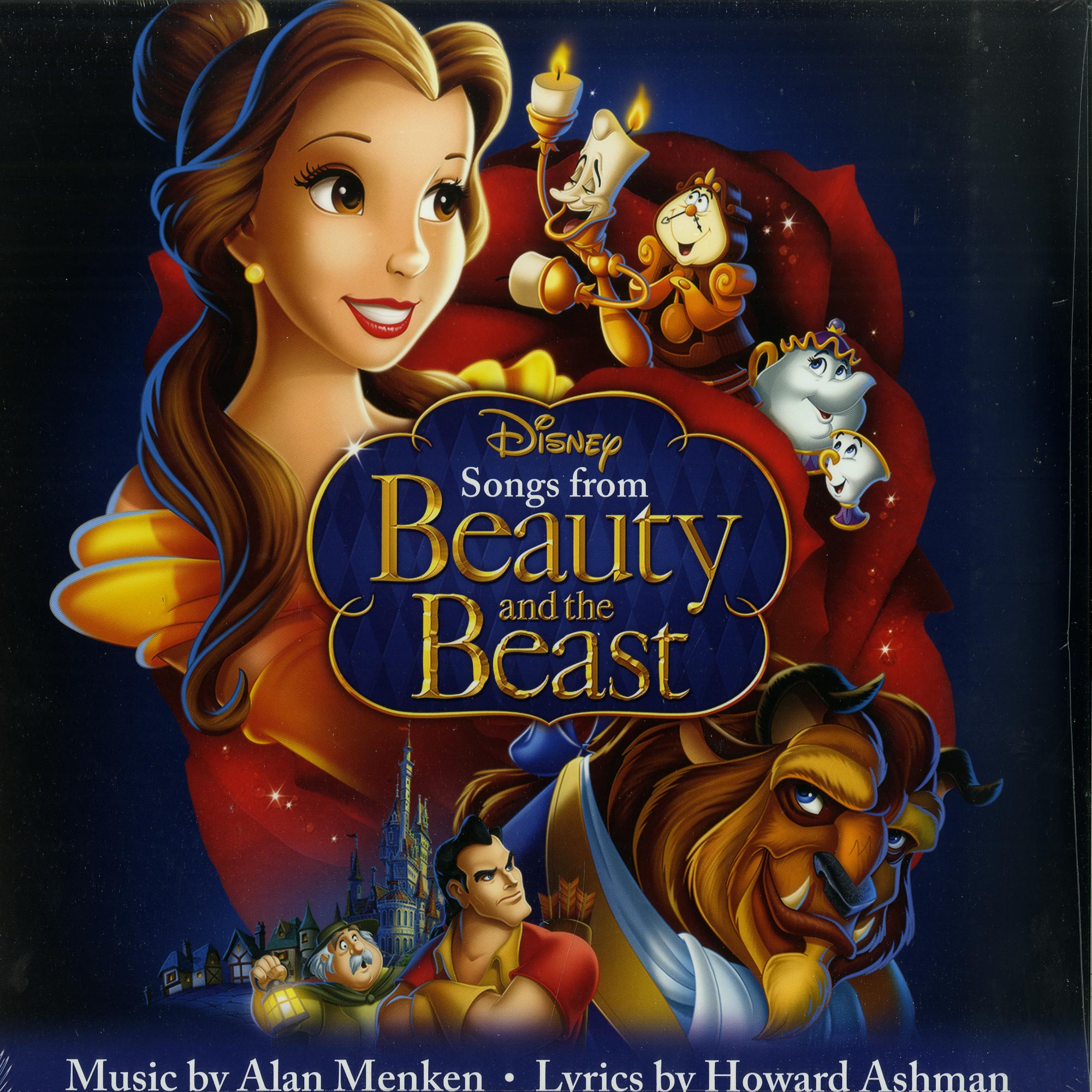 Various Artists - SONGS FROM BEAUTY AND THE BEAST O.S.T.