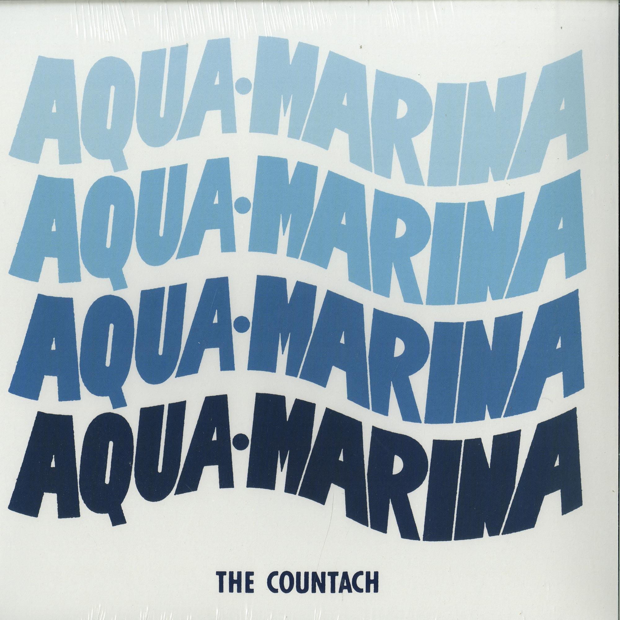 The Countach - AQUA MARINA