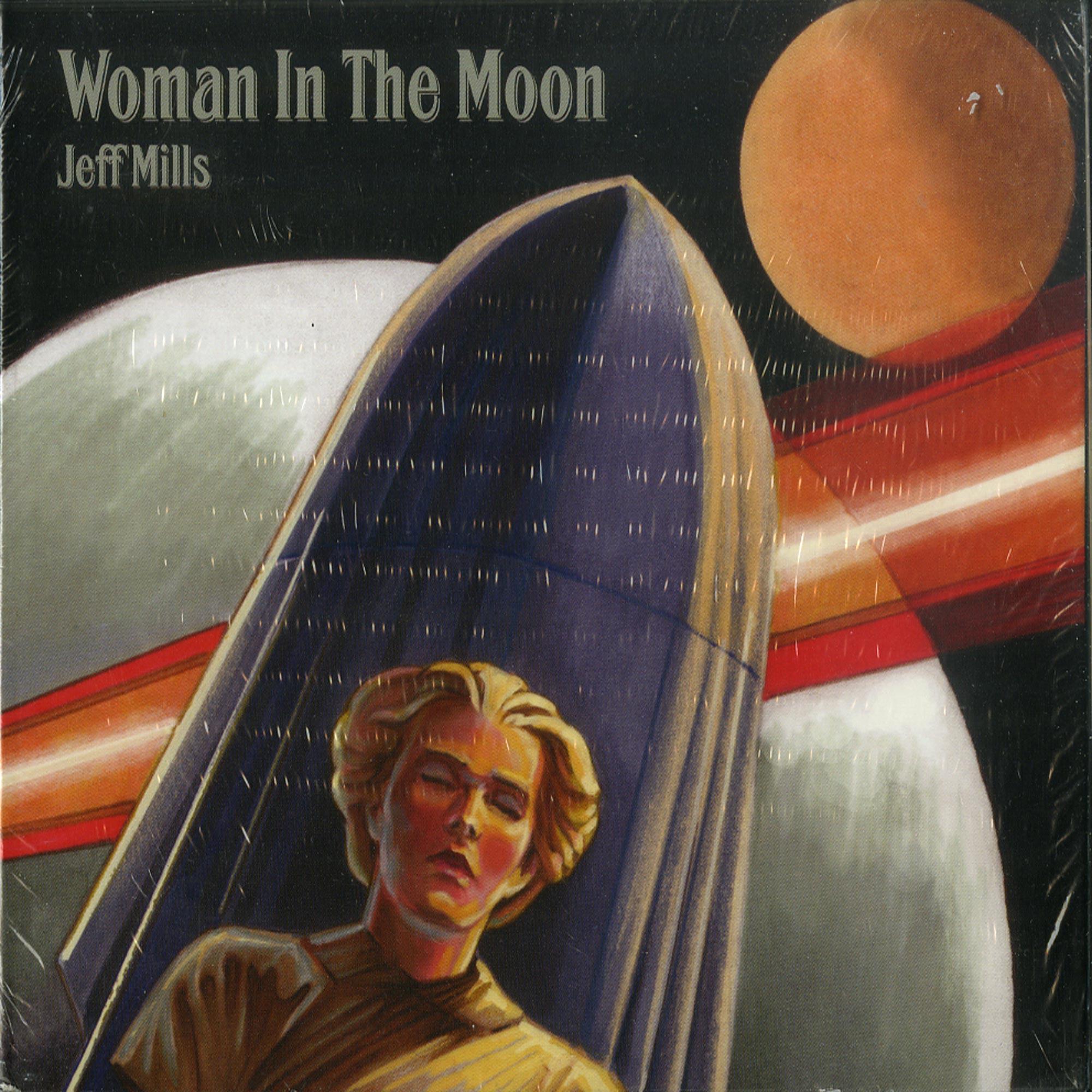 Jeff Mills - WOMAN IN THE MOON