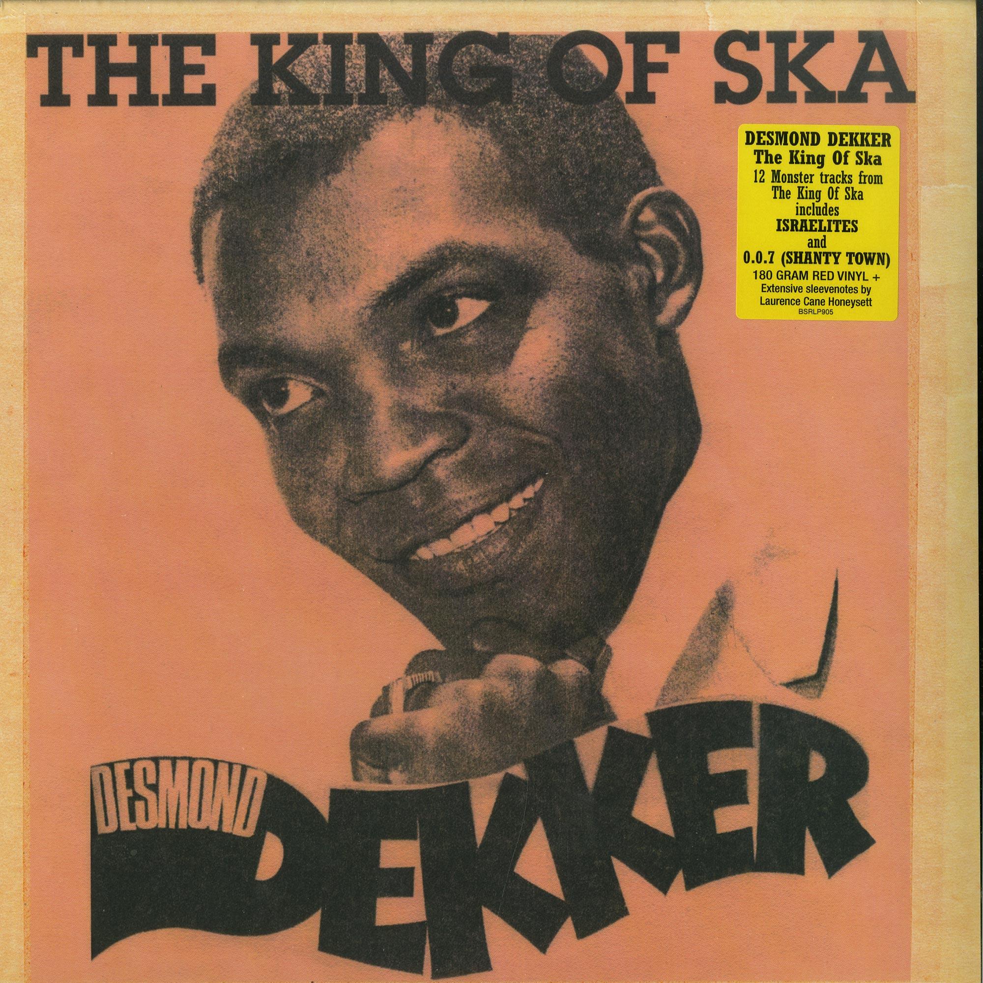 Desmond Dekker - THE KING OF SKA