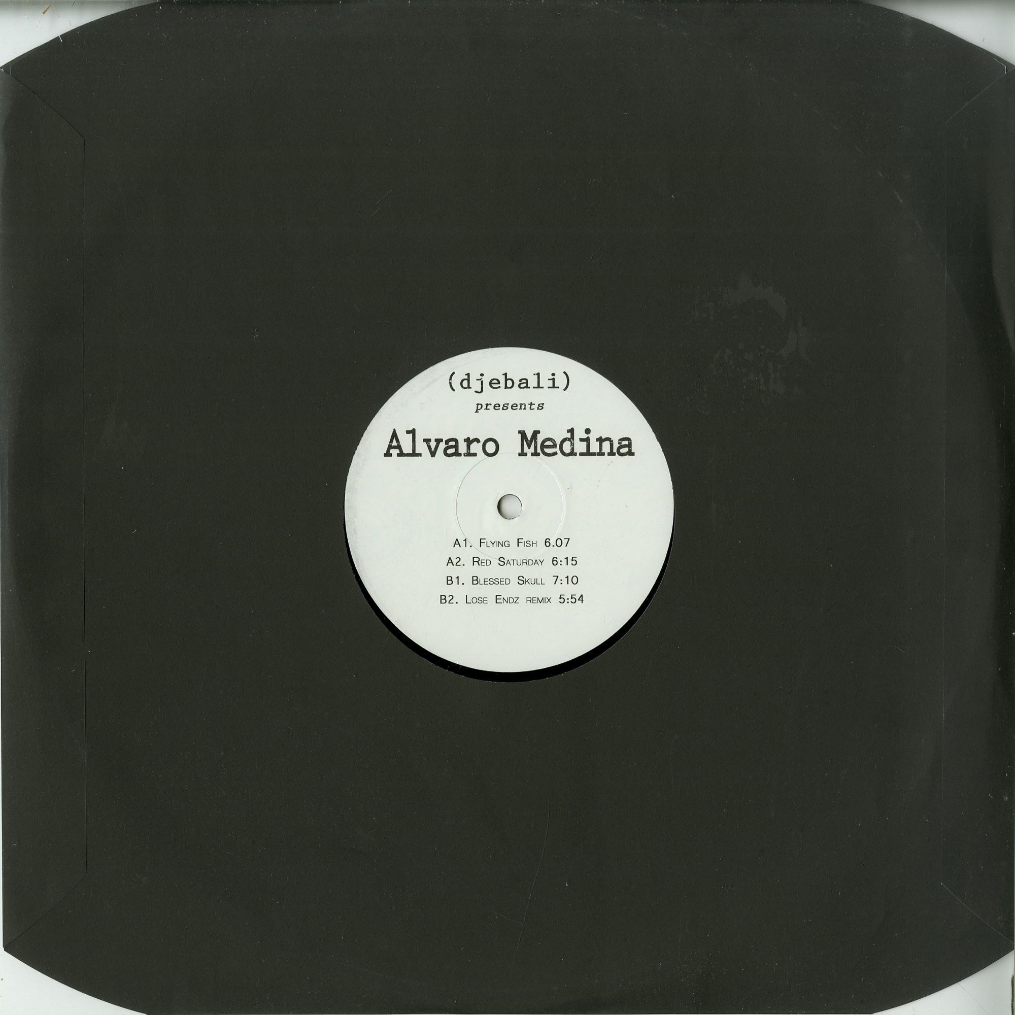Alvaro Medina - EP LOSE ENDZ RMX