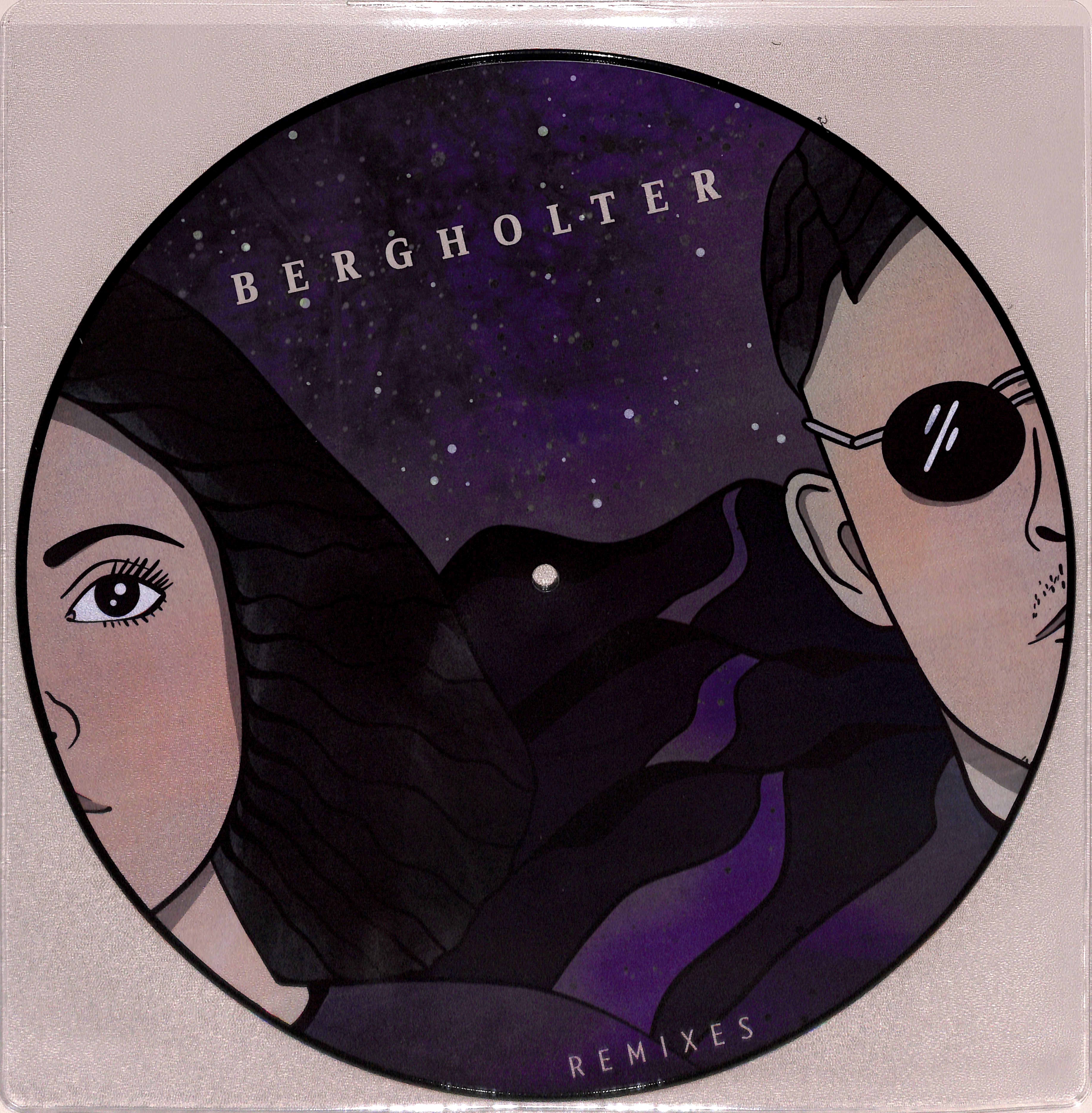 Bergholter - LIPS DONT CRY RMXS
