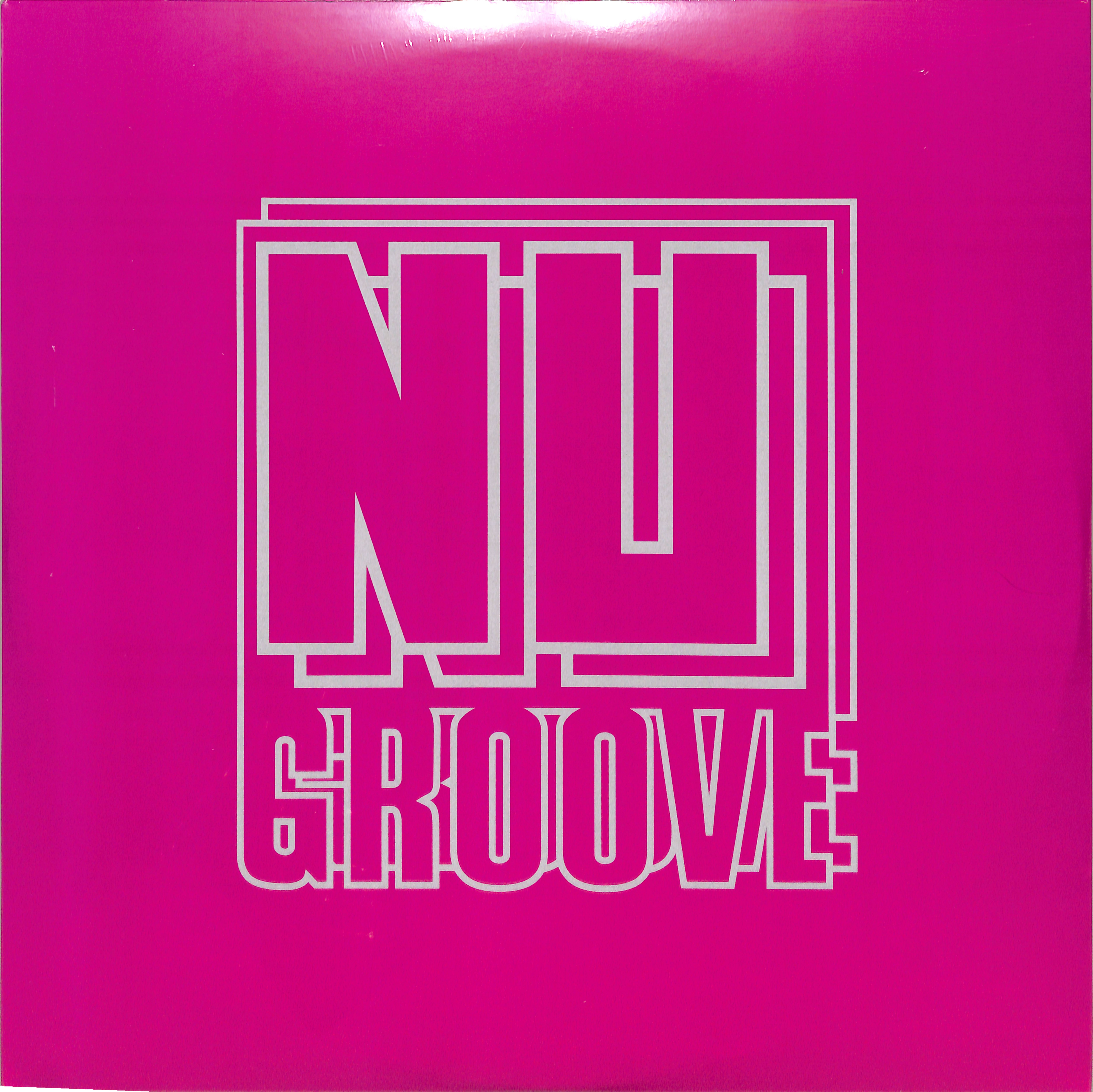Bas Noir / Metro / NY House N Authority / Aphrodisiac - NU GROOVE RECORDS CLASSICS VOLUME 2