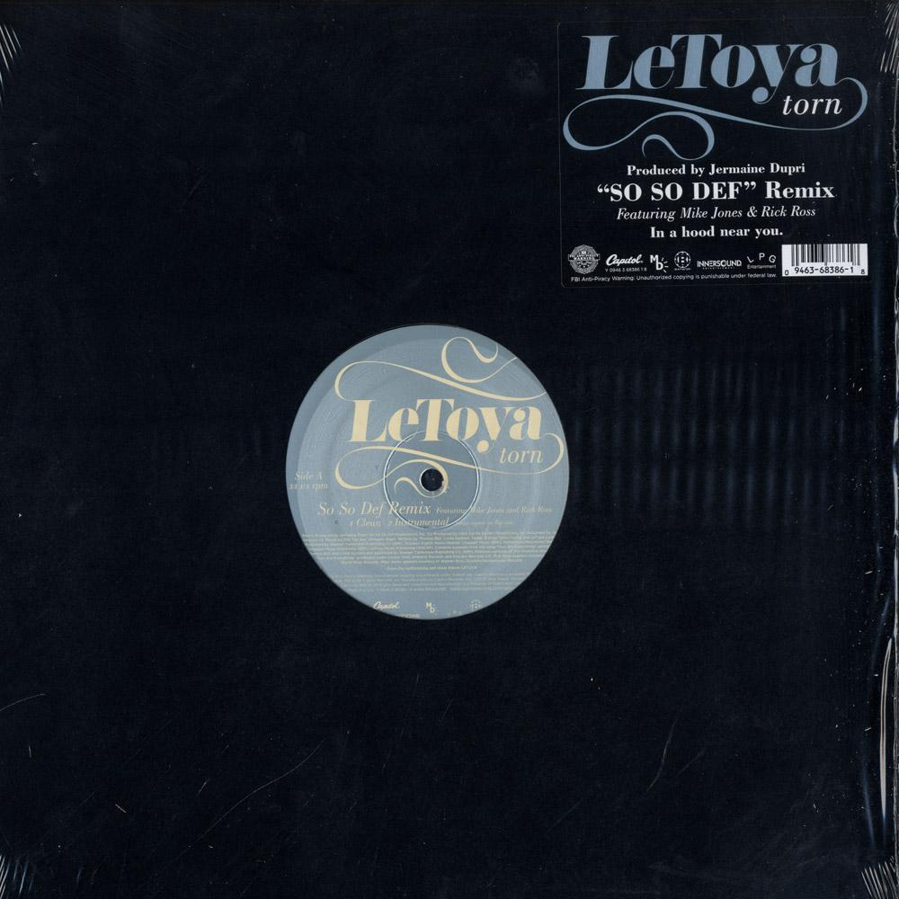 Letoya - TORN SO SO SO DEF