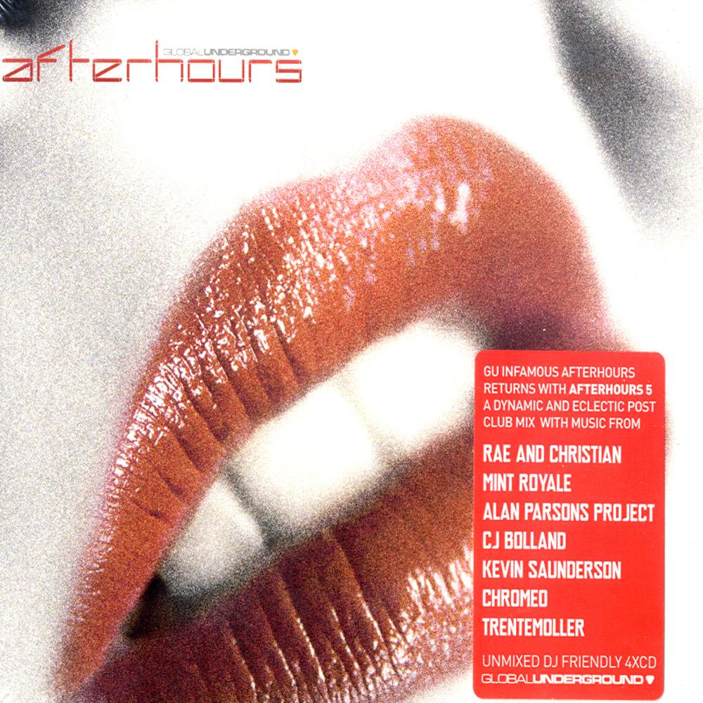 Various Artists - AFTERHOURS 5
