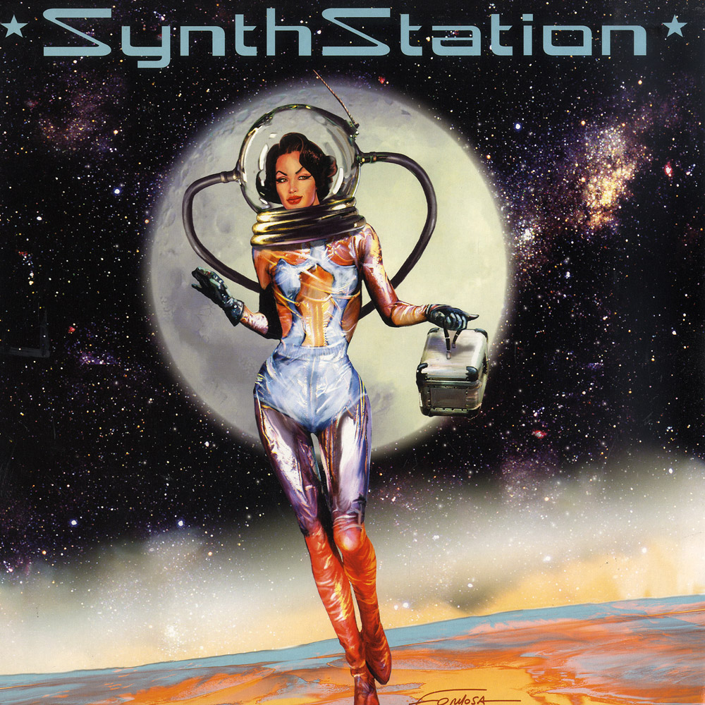 Various Artists - SYNTHSTATION