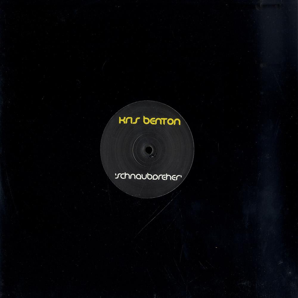 Kris Benton - SCHNAUBDREHER / BRUMMEL