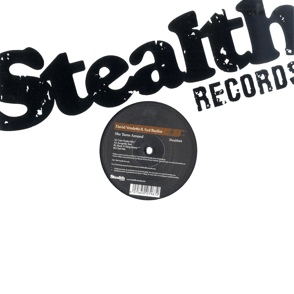 David Vendetta ft. Syd Bayliss - SHE TURN AROUND
