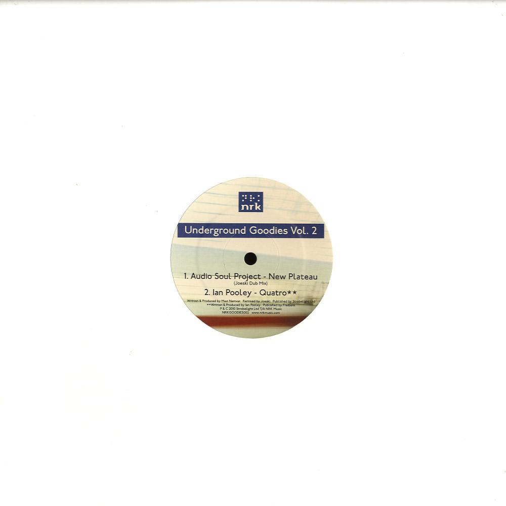 Hipp-E / Audio Soul Project / Ian Pooley - UNDERGROUND GOODIES SAMPLER 02