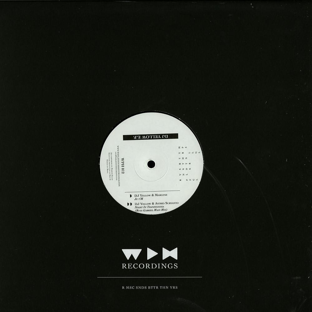 DJ Yellow - NIGHT IN TRANZYLVANIA