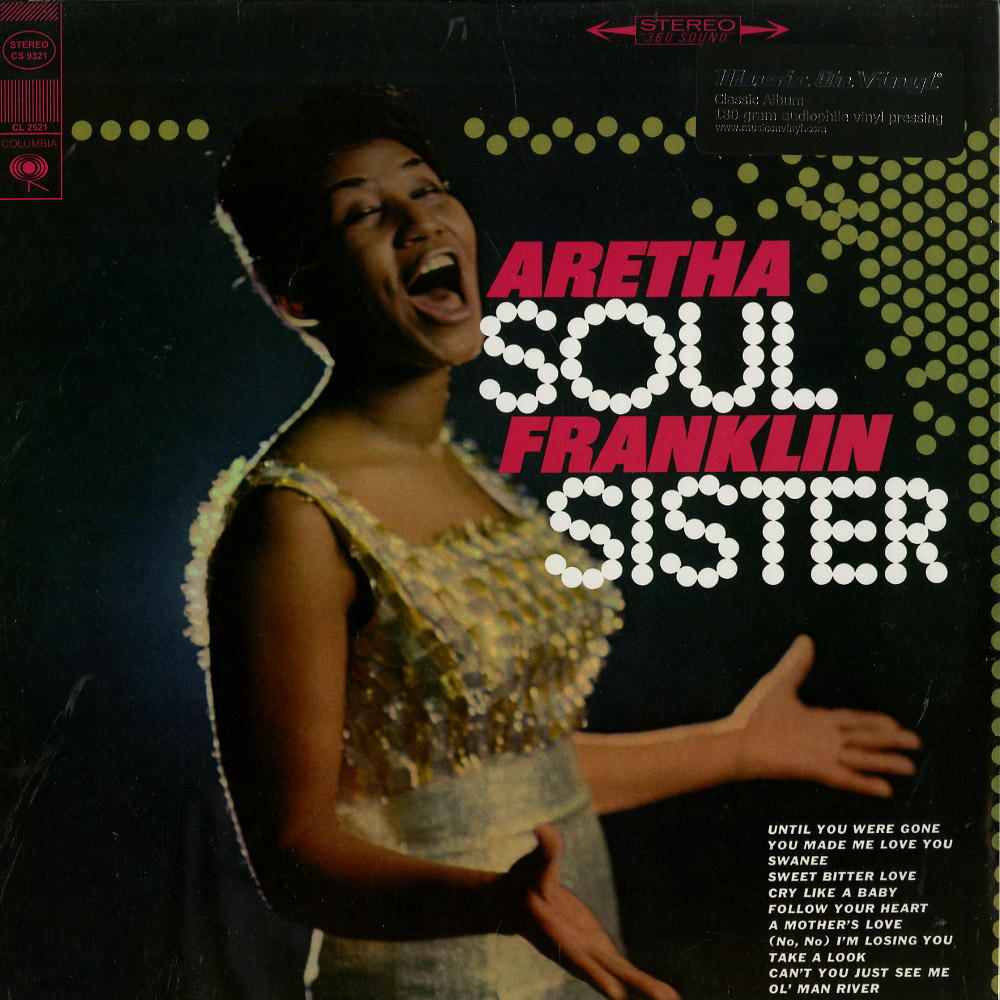 Aretha Franklin - SOUL SISTER
