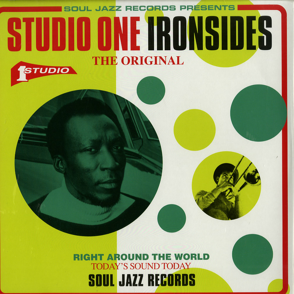 Various Artists - STUDIO ONE IRONSIDES