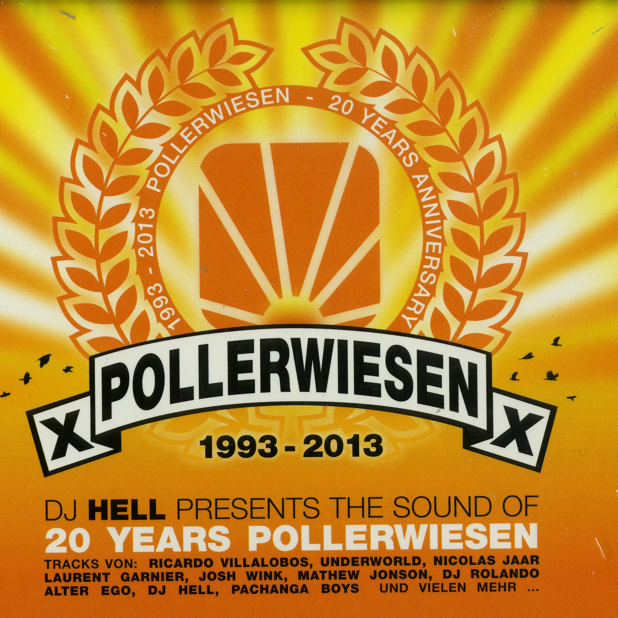 DJ Hell pres - 20 YEARS OF POLLERWIESEN SOUND