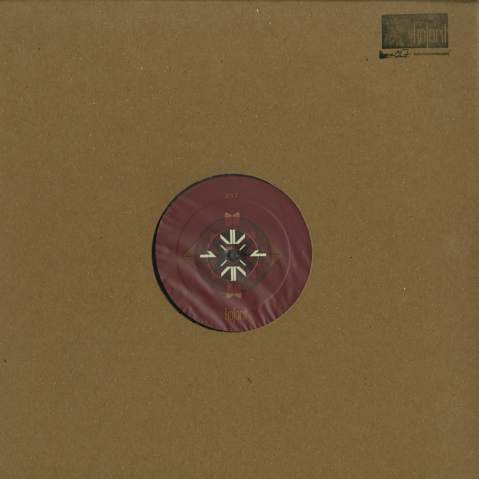 Various Artists - KOLORIT 017