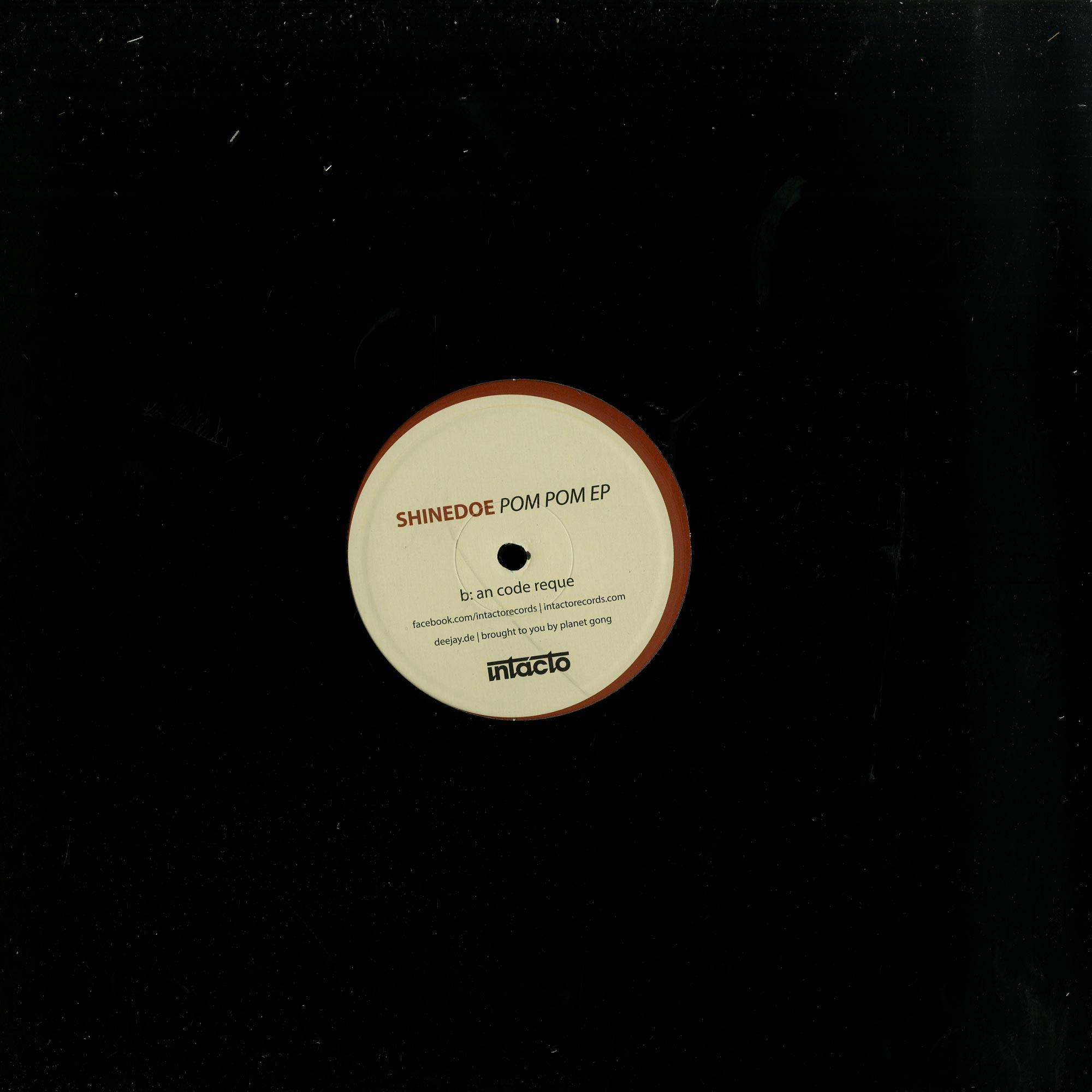 Shinedoe - POM POM EP