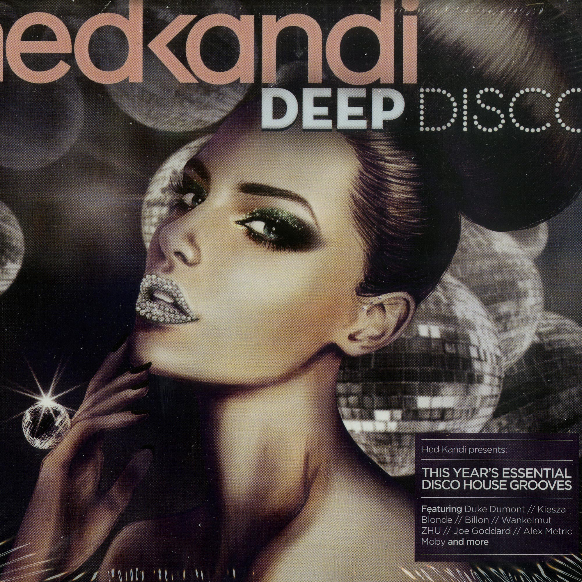 Various Artists - HED KANDI DEEP DISCO
