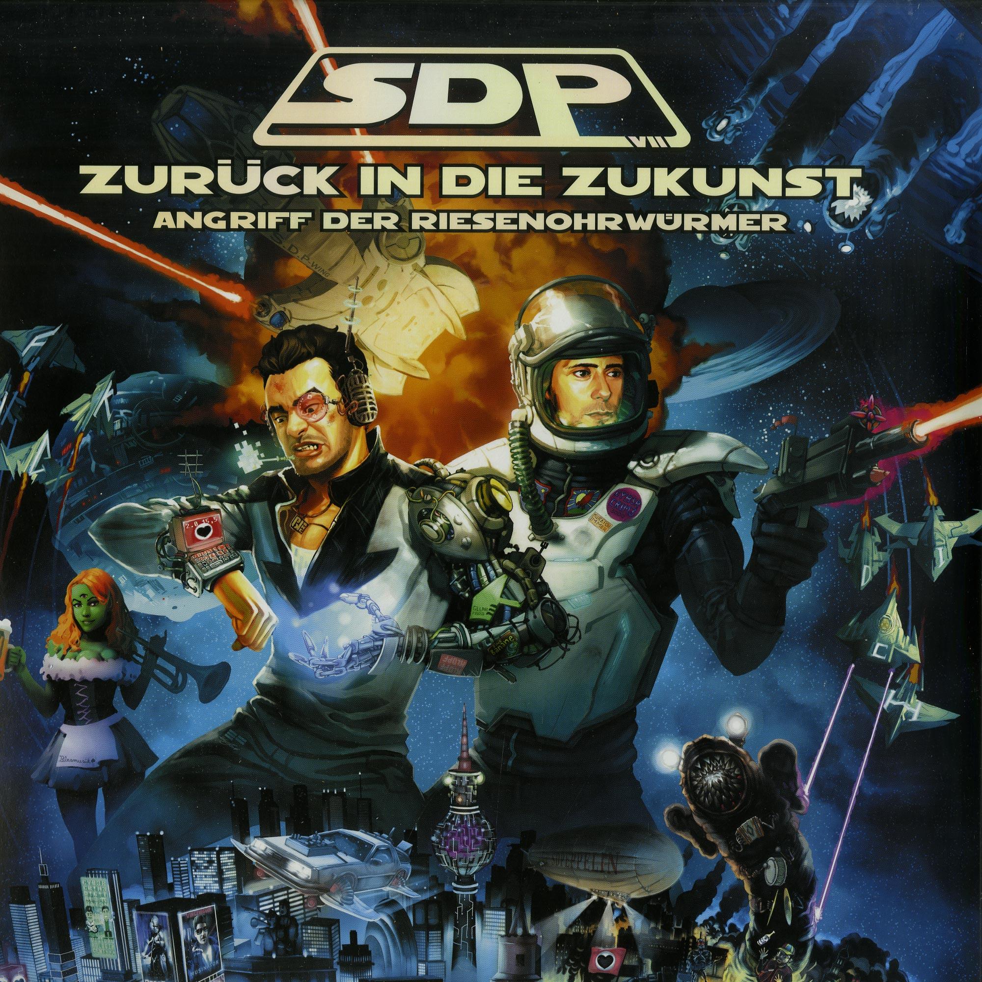 SDP - ZURUECK IN DIE ZUKUNST