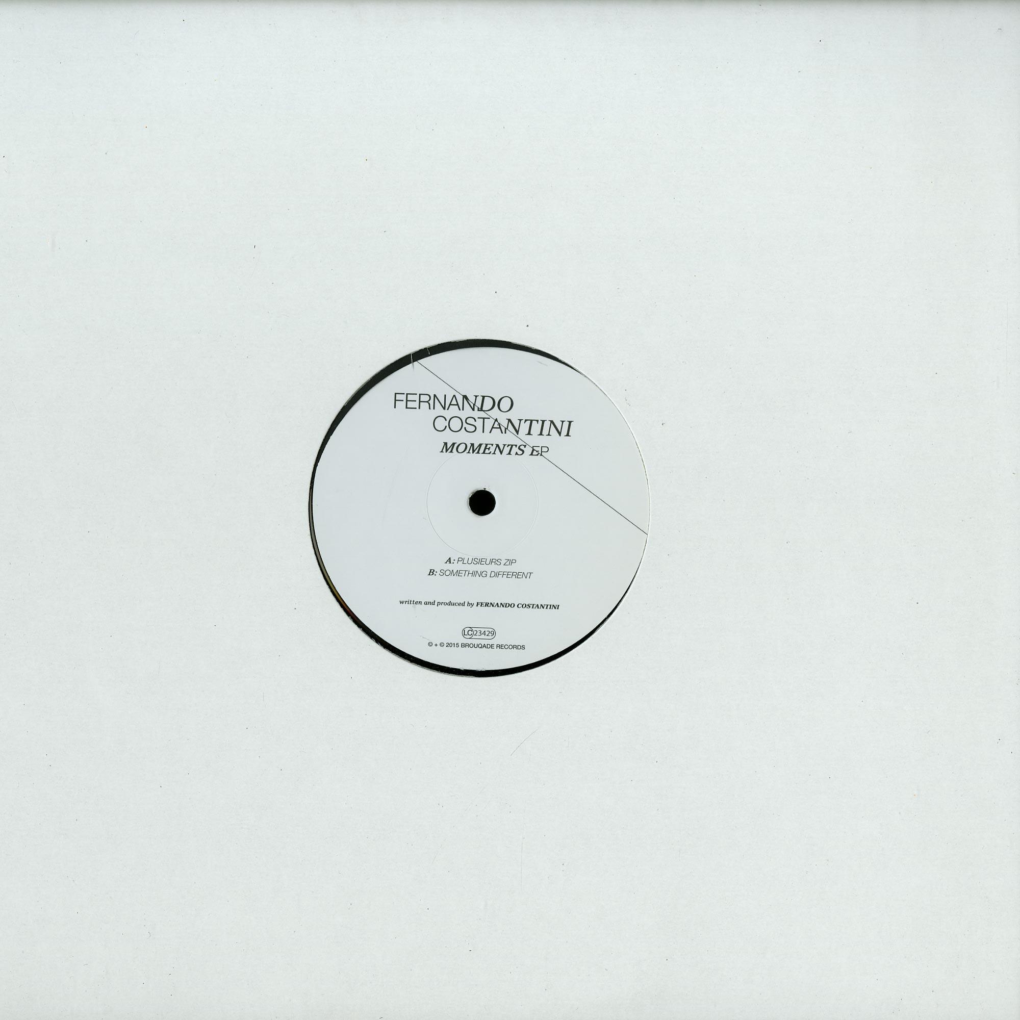 Fernando Costantini - MOMENTS EP