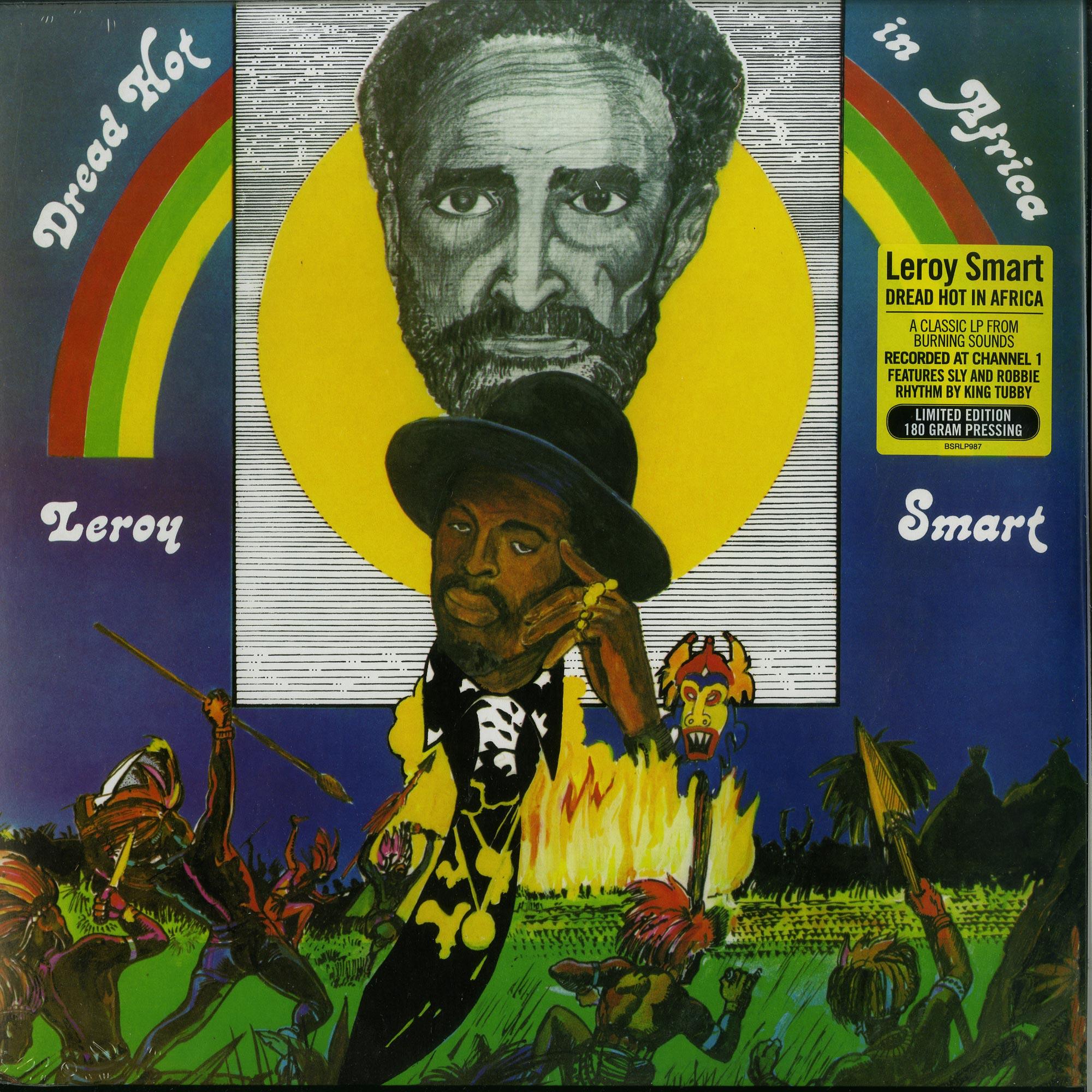 Leroy Smart - DREAD HOT IN AFRICA