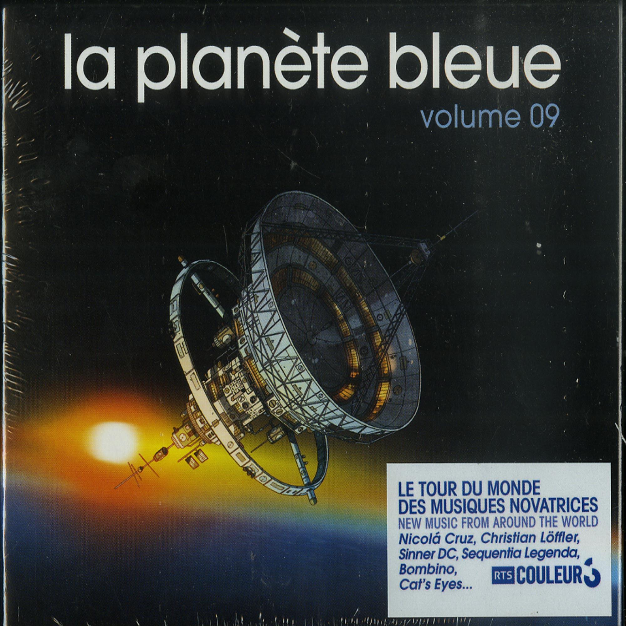 Various Artists - LA PLANETE BLEUE