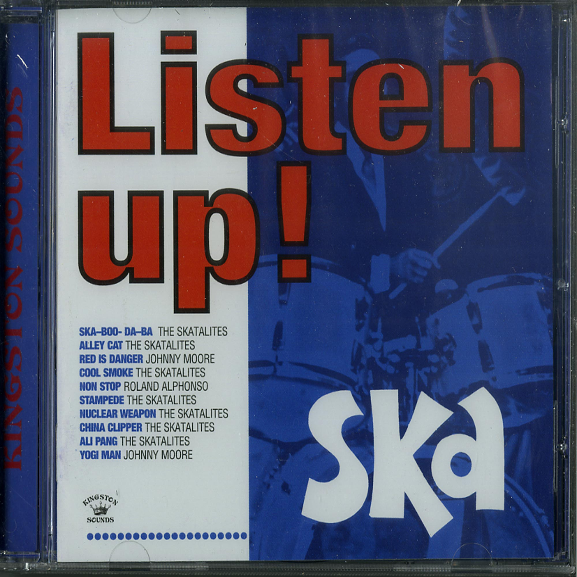 Various Artists - LISTEN UP! - SKA