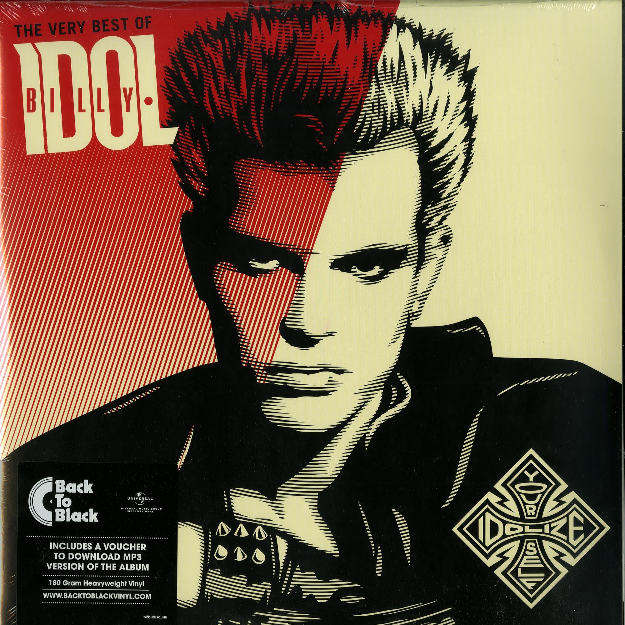Billy Idol - IDOLIZE YOURSELF